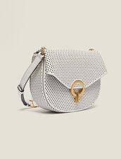 Pépita Bag, Medium Model : null color white