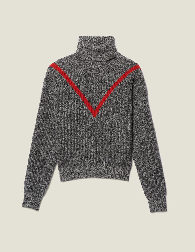 264ed1184e7 Sweaters & Cardigans for Woman - Discover Sandro Paris Sweaters ...