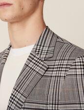 Classic Suit Jacket : Copy of JP-DE-HCostumes&Smokings color Grey
