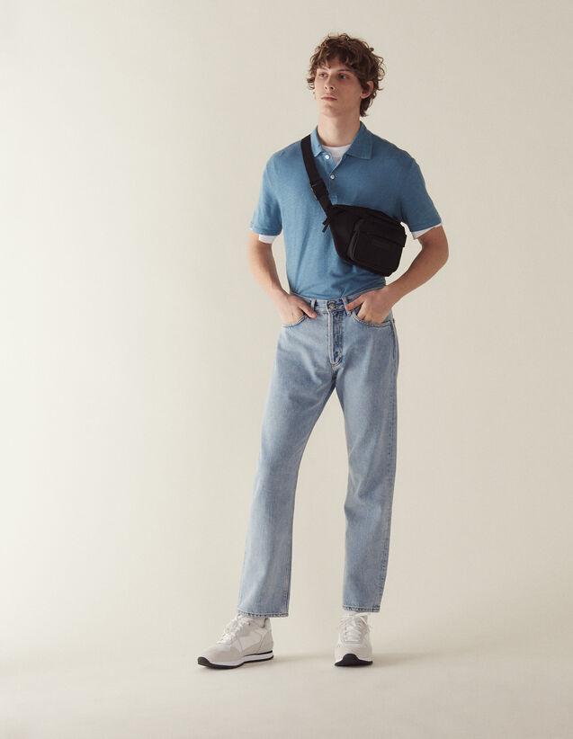 Straight-Cut Vintage Blue Jeans : Sélection Last Chance color Blue Vintage - Denim