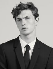 Classic silk twill tie : Ties & Bow Ties color Black