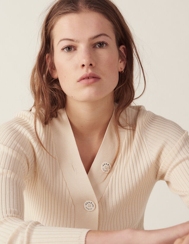 31fce8035c Sweaters   Cardigans for Woman - Discover Sandro Paris Sweaters ...