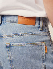 Denim Bermuda Shorts : Sélection Last Chance color Blue Vintage - Denim