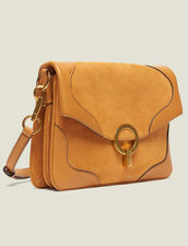 Sybille Bag, Small Model : FAnciennesCollections color Camel