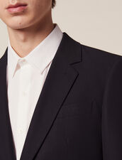 Cotton Suit Jacket : Suits & Tuxedos color Ink