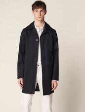 Cotton Raincoat : LastChance-RE-HSelection-Pap&Access color Beige