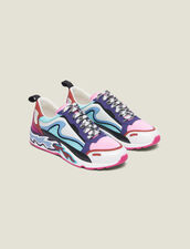 Flame Trainers : All Shoes color Miami