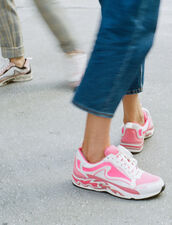 Flame Trainers : All Shoes color Pink