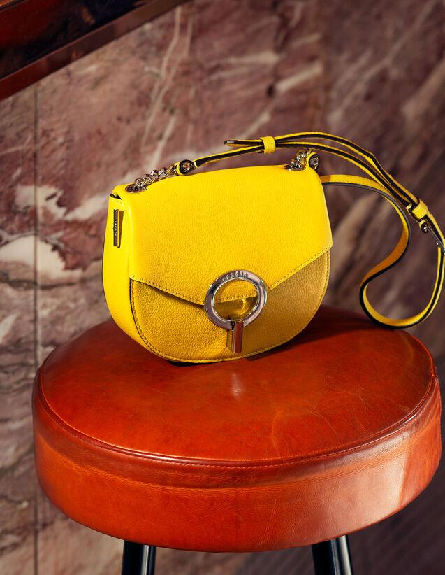 Pépita Bag, Small Model : Summer Collection color Mimosa
