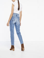 Straight Cut Jeans : All Selection color Blue
