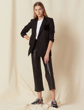 Tailored jacket : Blazers & Jackets color Black