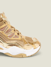 Astro Trainers : LastChance-ES-F40 color Full Gold
