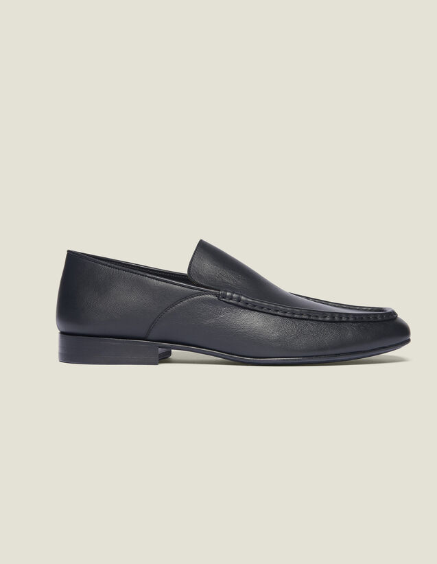 Leather Loafer : Sélection Last Chance color Black