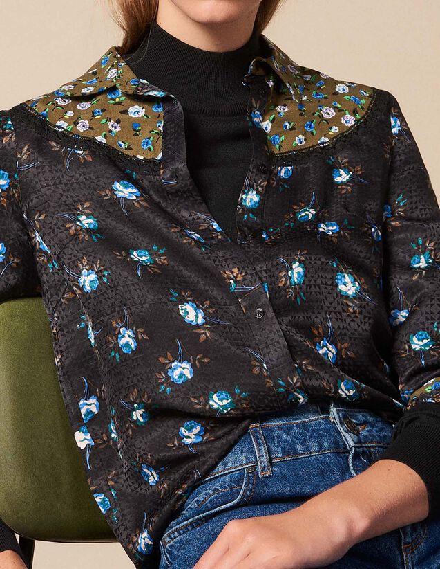 68d45e89b656da Tops   Shirts for Woman - Discover Sandro Paris Tops   Shirts