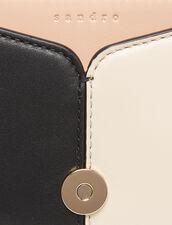 Lou Bag, Small Model : null color Rose Ecru Noir