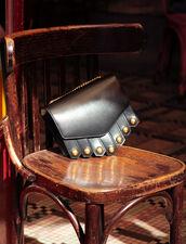 Lou Handbag, Medium Model : null color Black