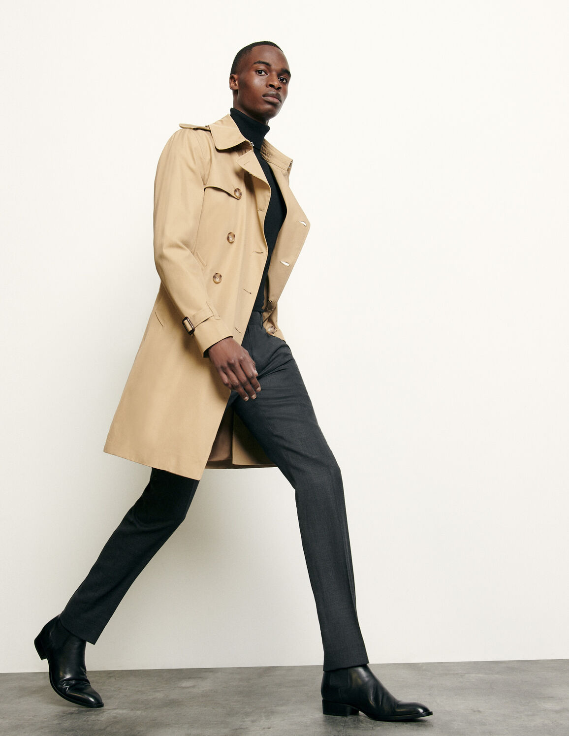 How to wear camel | Camel Trench