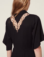 Wrapover Jumpsuit : LastChance-FR-FSelection color Black