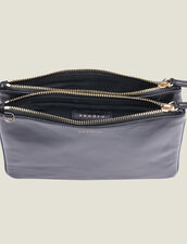 Addict Clutch : All Winter collection color Black