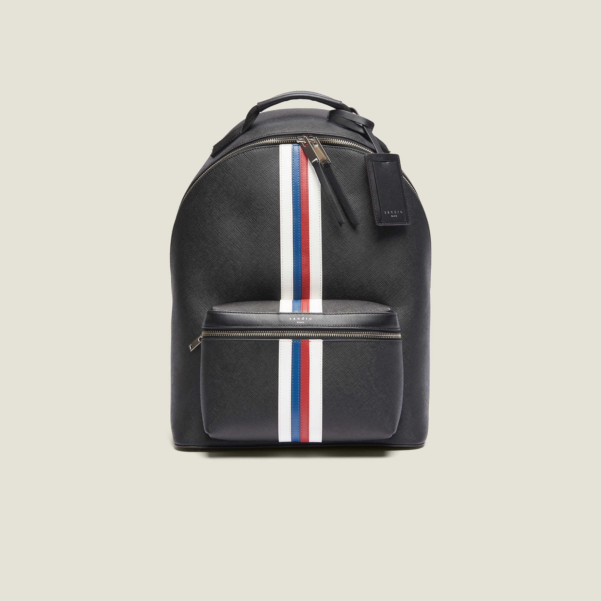 4d339aa1f8 Saffiano Leather Backpack
