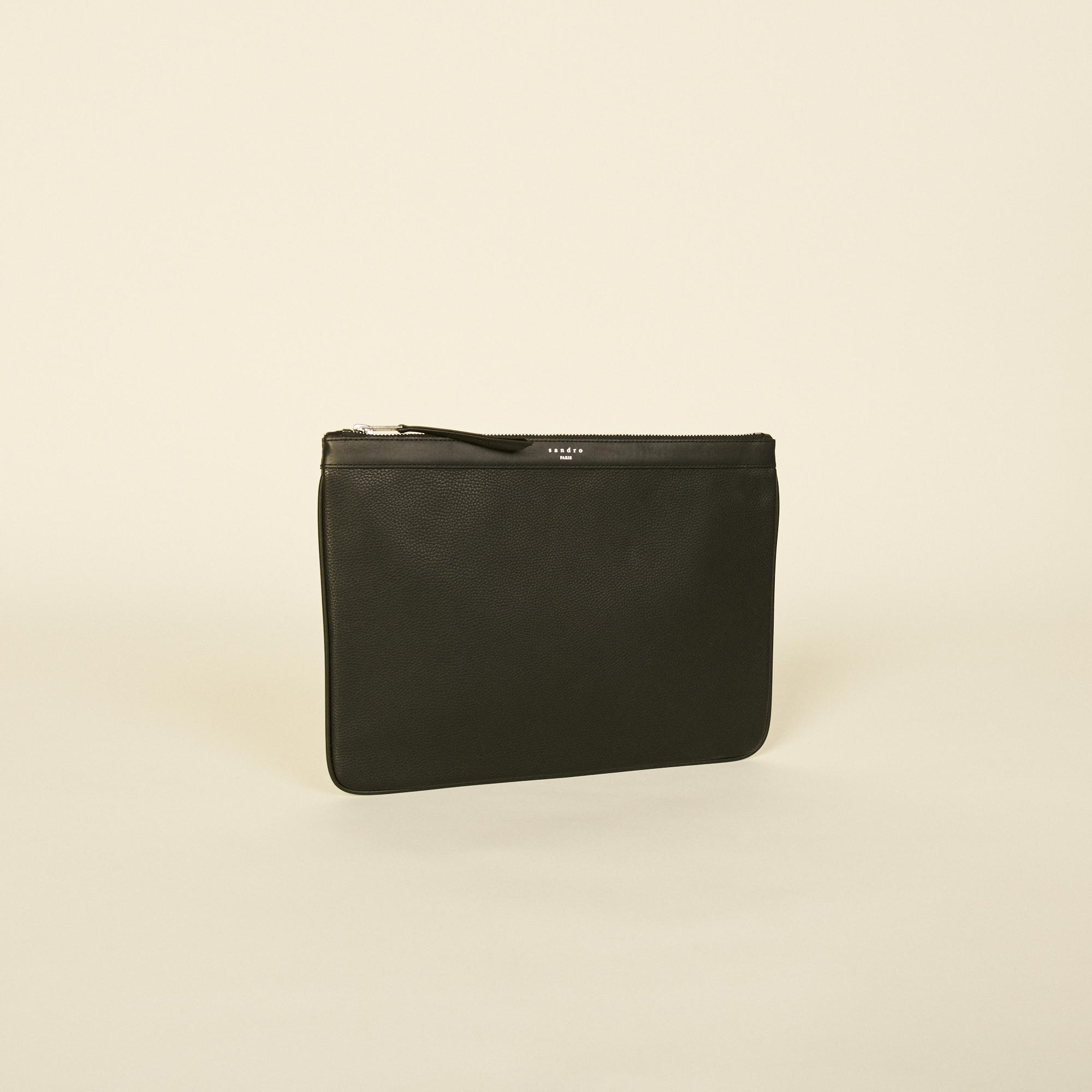 Zipped pouch - Sandro - Modalova