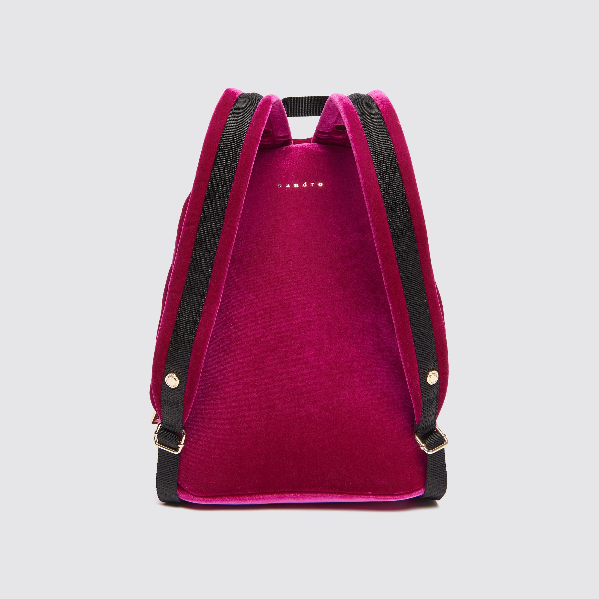 3c8756ff23 view full image size. Velvet backpack