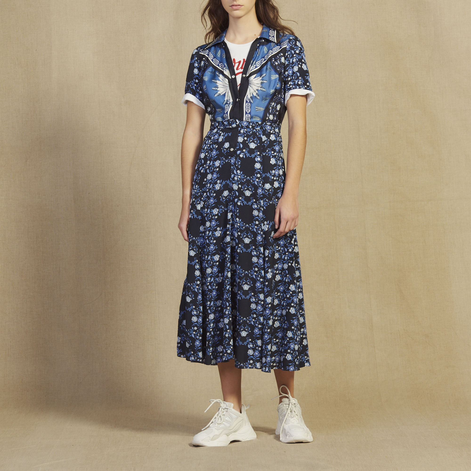 2391987545a Long Flowing Summer Dresses - Gomes Weine AG