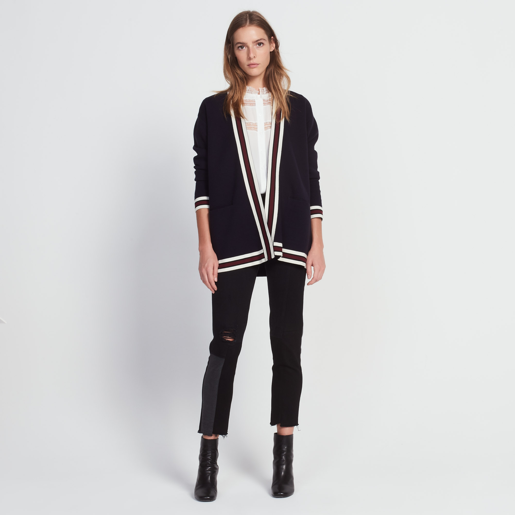 Long Cardigans Sweaters