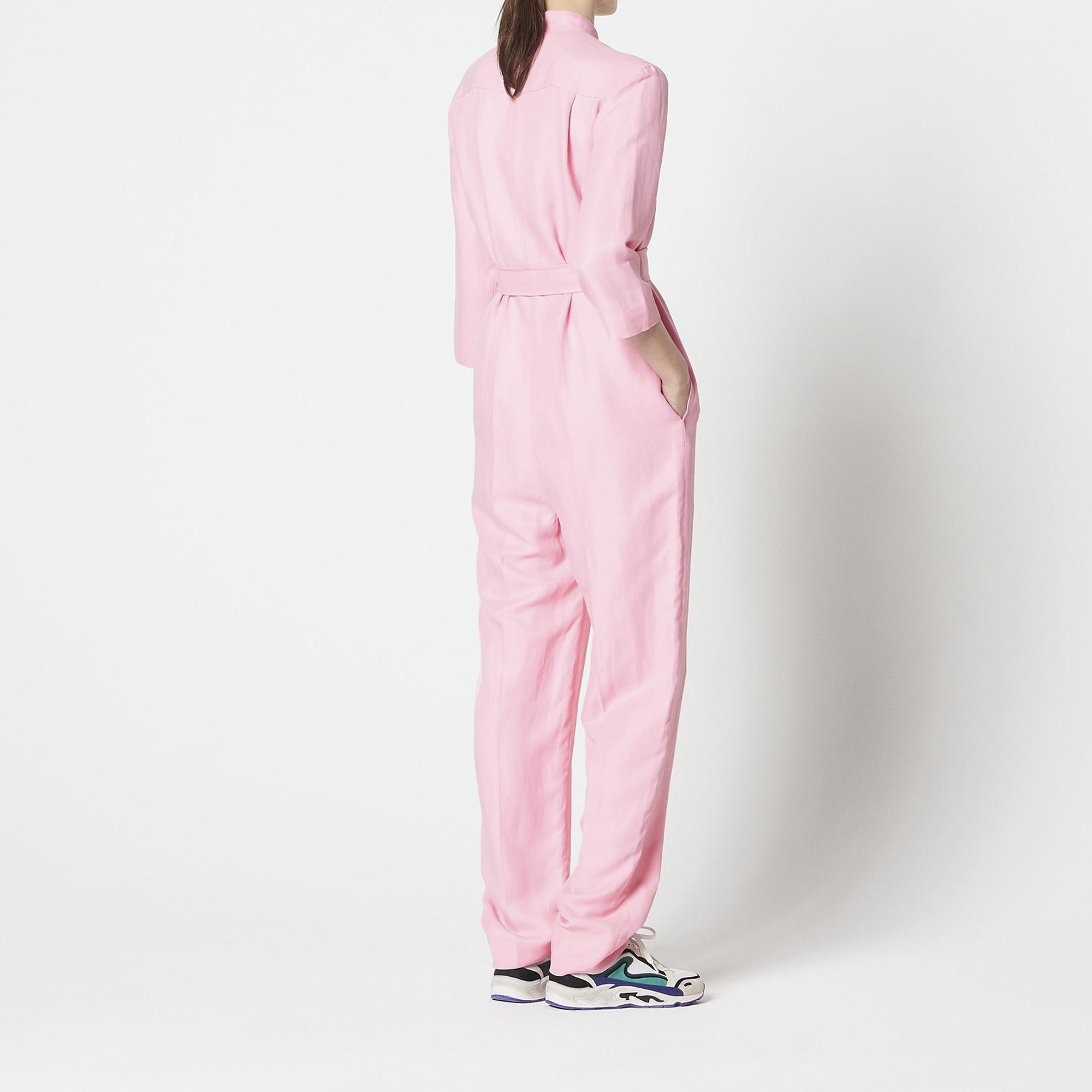 158e444aabf3 ... Pink jumpsuit   JP-RE-FSelectionPAP color Light Pink ...